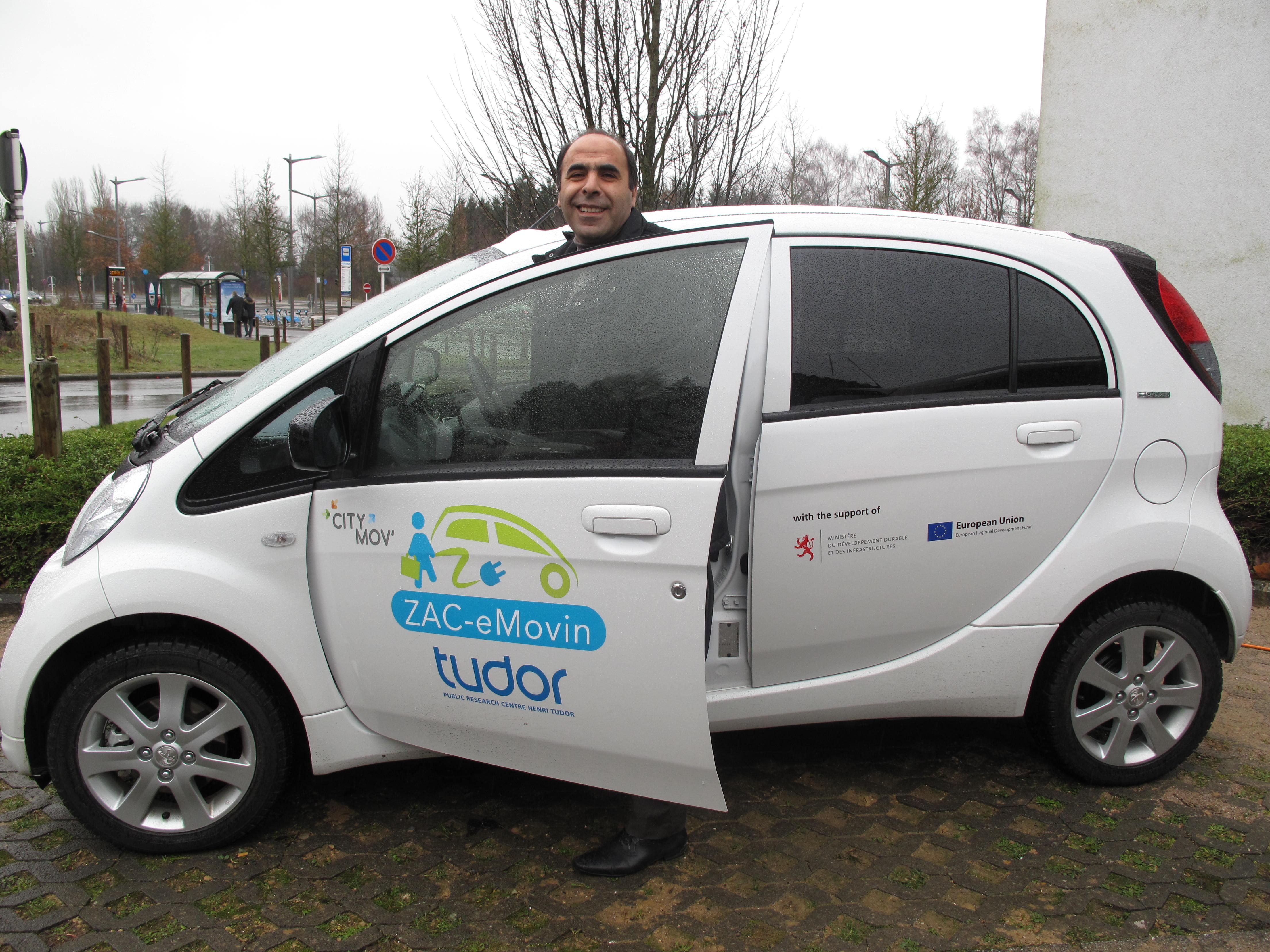 40.000 Elektro-Autos für Luxemburg | www.science.lu