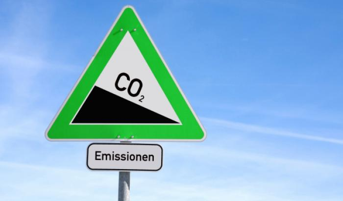 Road sign CO2 Emissions